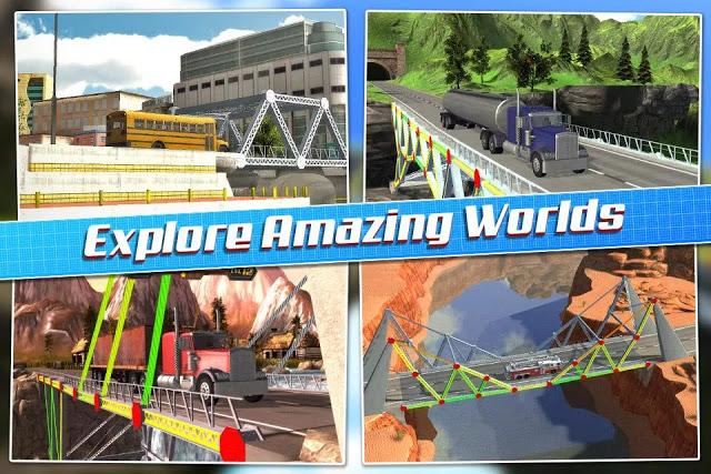 Photo of تحميل لعبة بناء الجسور Bridge Construction Simulator للاندرويد