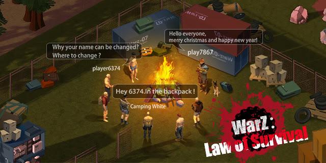 Photo of تحميل لعبة الاكشن البقاء على قيد الحياة WarZ: Law of Survival للاندرويد