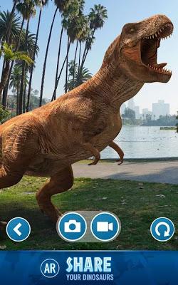 Photo of تحميل لعبة عالم الجوراسي والديناصورات Jurassic World Alive للاندرويد