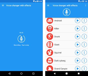 Photo of تحميل تطبيق تسجيل الصوت بمؤثرات عديدة Voice changer with effects للاندرويد
