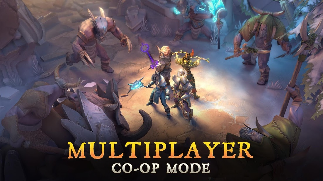 Photo of تحميل لعبةصائدي المكافآت Dungeon Hunter 5 – Action RPG للاندرويد