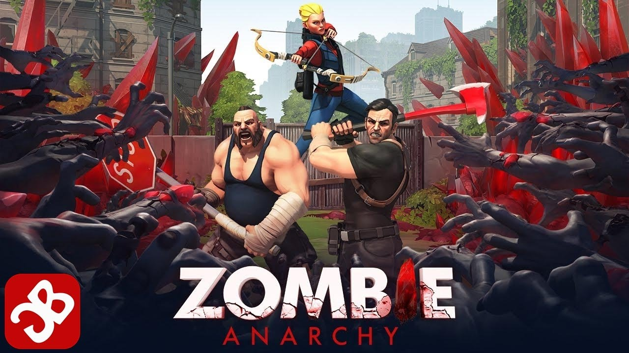 Photo of تحميل لعبة محاربة الزومبي Zombie Anarchy: Survival Strategy Game للاندرويد