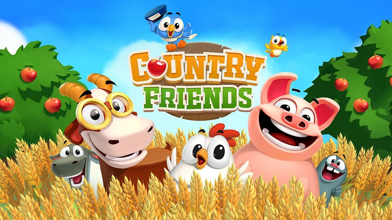 Photo of تحميل لعبة مغامرات المزرعة Country Friends للاندرويد كاملة