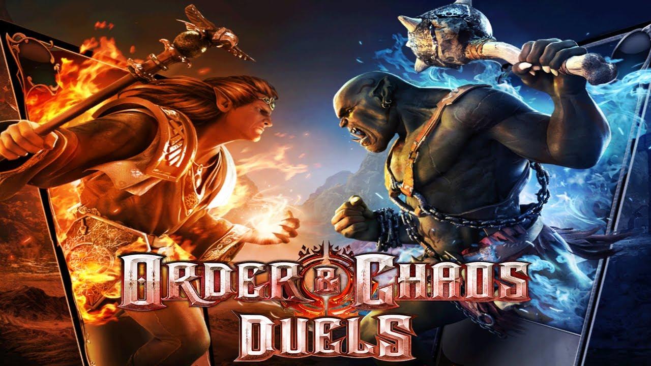 Photo of تحميل لعبة تبادل البطاقات المجانية Order & Chaos Duels للاندرويد كاملة