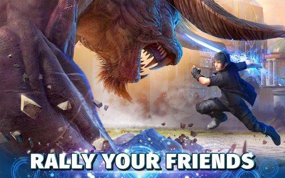 لعبة الإمبراطورية Final Fantasy XV: A New Empire للاندرويد
