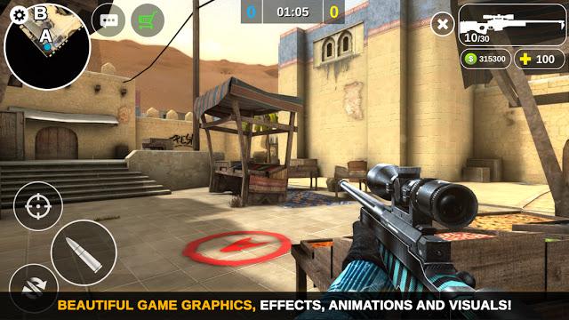 Photo of تحميل لعبة الاكشن والاثارة Counter Attack 3D – Multiplayer Shooter للاندرويد كاملة