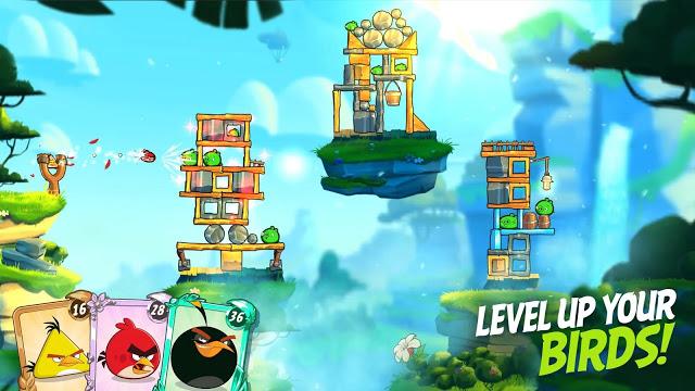 Photo of تحميل لعبة الطيور الغاضبة Angry Birds 2 للاندرويد كاملة
