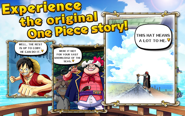 Photo of تحميل لعبة الأنيمي One Piece Treasure Cruise للاندرويد
