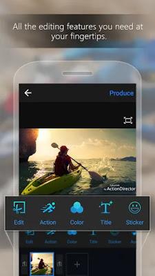 Photo of تحميل تطبيق تعديل الفيديو ActionDirector Video Editor – Edit Videos Fast للاندرويد كامل