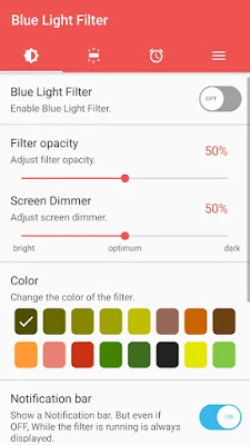 Photo of تحميل تطبيق حماية عينيك من اشعة الهاتف الضارة sFilter – Blue Light Filter للاندرويد