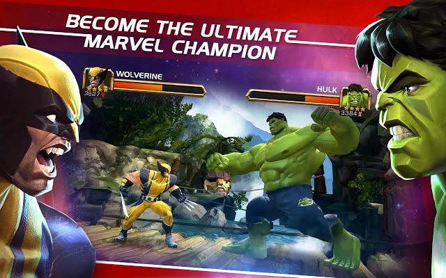 Photo of تحميل لعبة معركة مارفيل MARVEL Contest of Champions للاندرويد كاملة