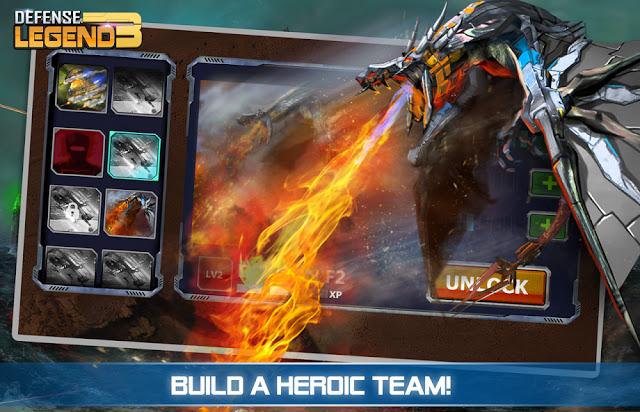 Photo of تحميل لعبة برج الدفاع Defense Legend 3: Future War للاندرويد