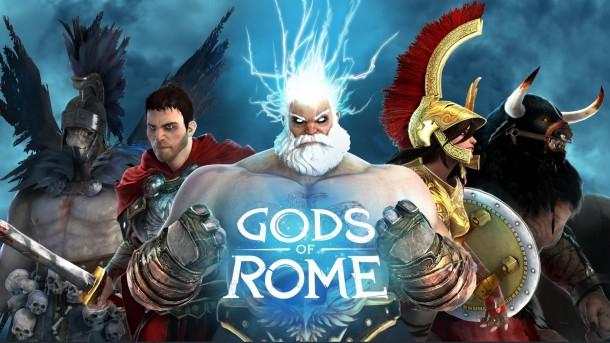 Photo of تحميل لعبة آلهة روما Gods of Rome للاندرويد كاملة