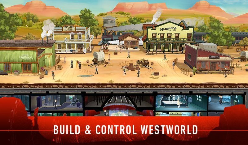 Photo of تحميل لعبة عالم الغرب Westworld للاندرويد كاملة