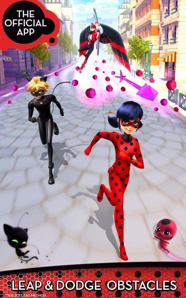 Photo of تحميل لعبة مغامرات الدعسوقة و القط الأسود Miraculous Ladybug & Cat Noir للاندرويد كاملة