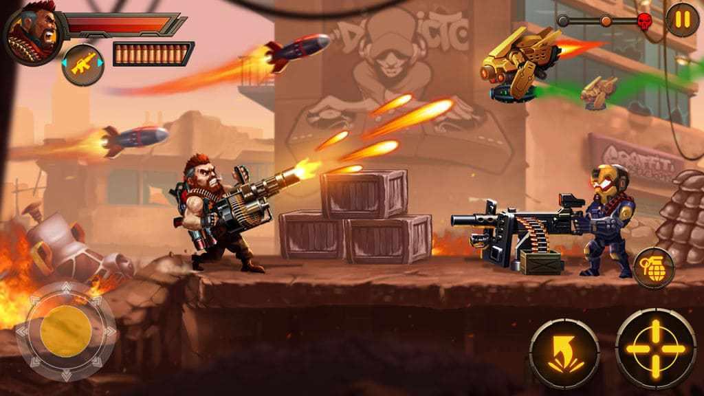 Photo of تحميل لعبة الحروب Metal Squad: Shooting Game للاندرويد كاملة