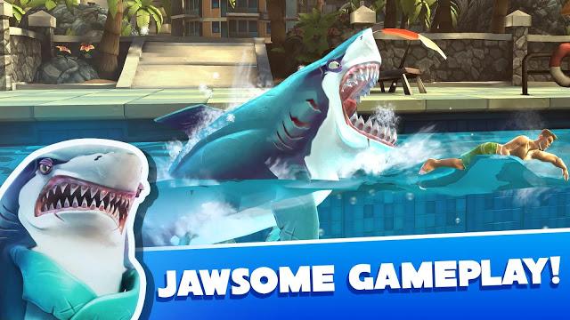 Photo of تحميل لعبة القرش الجائع Hungry Shark World للاندرويد كاملة