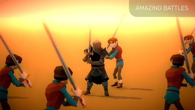Photo of تحميل لعبة القتال بالسيوف A Way To Slay – Bloody Fight للاندرويد كاملة