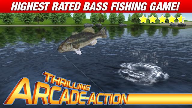 Photo of تحميل لعبة الصيد الممتعة Master Bass Angler: Free Fishing Game للاندرويد كاملة