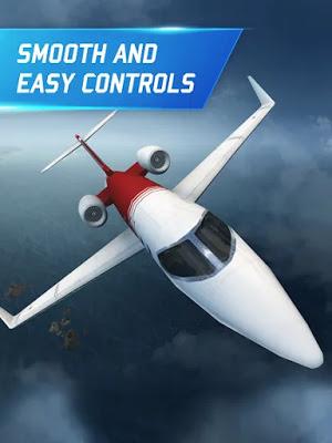 Photo of تحميل لعبة محاكاة الطيران الرائعة Flight Pilot Simulator 3D Free للاندرويد كاملة