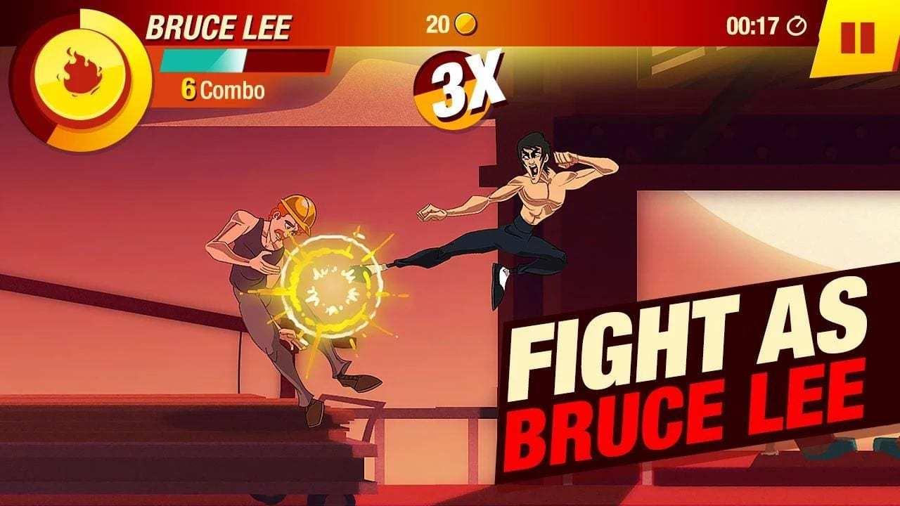 Photo of تحميل لعبة بروسلى Bruce Lee: Enter The Game للاندرويد كاملة