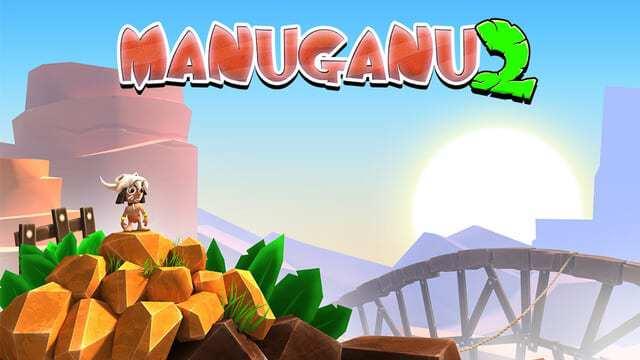 تحميللعبة فتي الأدغال Manuganu 2 للاندرويد
