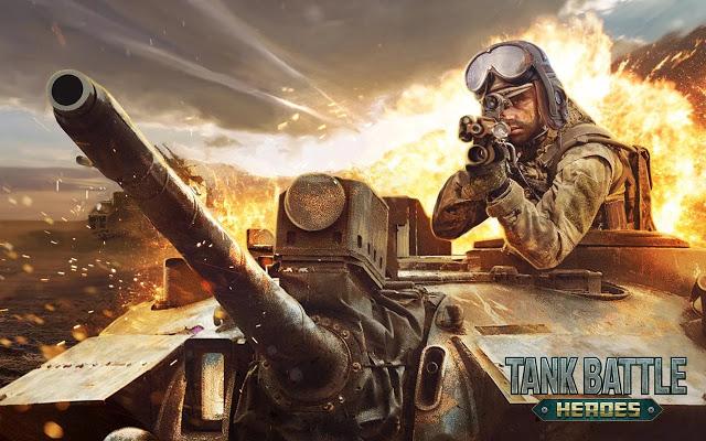 Photo of تحميل لعبة حرب الذبابات Tank Battle Heroes للاندرويد كاملة