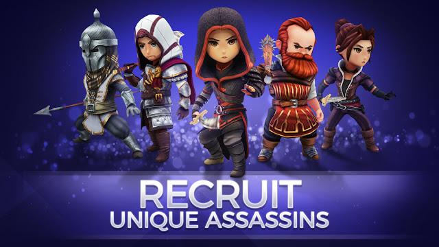Photo of تحميل لعبة القتال Assassin's Creed Rebellion للاندرويد كاملة