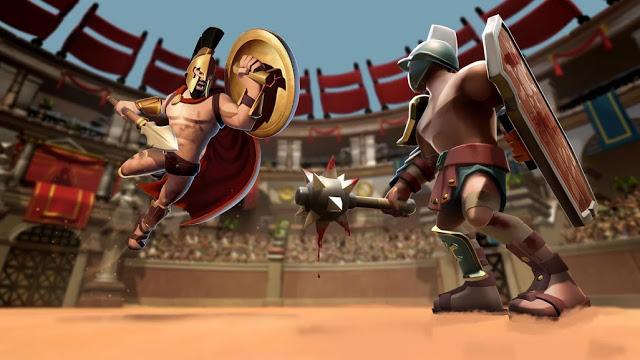 Photo of تحميل لعبة القتال والاستراتيجية Gladiator Heroes Clash للاندرويد كاملة