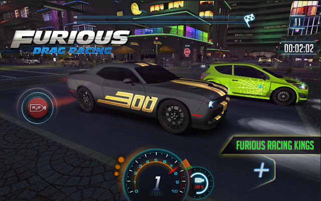 Photo of تحميل لعبة سباق السيارات Furious 8 Drag Racing للاندرويد