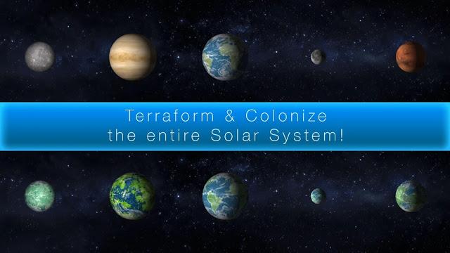 Photo of تحميل لعبة استكشاف الفضاء TerraGenesis – Settle the Stars للاندرويد
