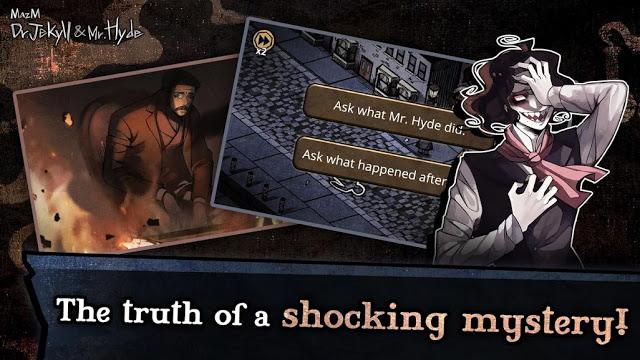 Photo of تحميل لعبة المغامرات MazM: Jekyll and Hyde للاندرويد كاملة