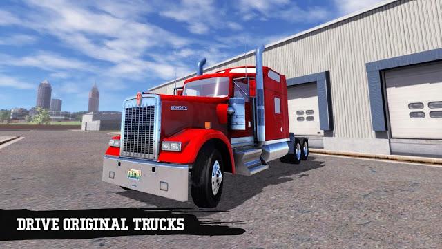 Photo of تحميل لعبة قيادة الشاحنات نقل البضائع Truck Simulation 19 للاندرويد