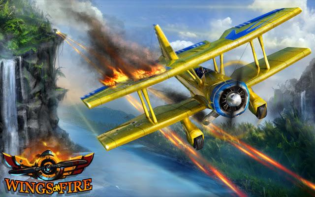Photo of تحميل لعبة قتال الطائرات Wings on Fire – Endless Flight للاندرويد