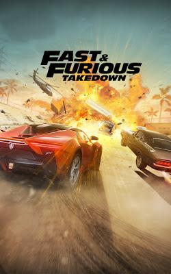 تحميل لعبة سباق السيارات المجنونة Fast & Furious Takedown للاندرويد