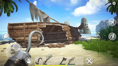 Photo of تحميل لعبة البقاء على قيد الحياة والمغامرات Last Pirate: Island Survival للاندرويد