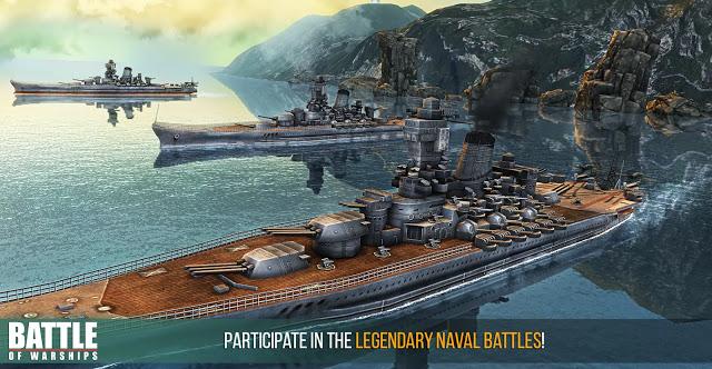 Photo of تحميل لعبة حروب السفن Battle of Warships للاندرويد