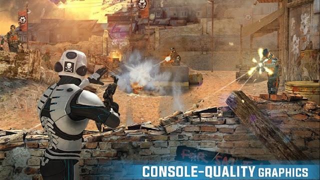 Photo of تحميل لعبة الأكشن Overkill 3 للاندرويد