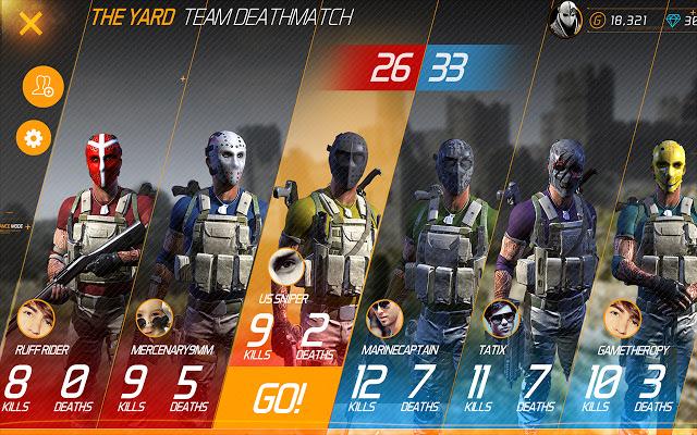 Photo of تحميل لعبة MaskGun – Multiplayer FPS للاندرويد