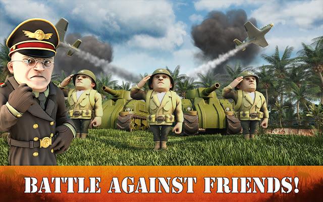 Photo of تحميل لعبة Battle Islands الاستراتيجية للاندرويد