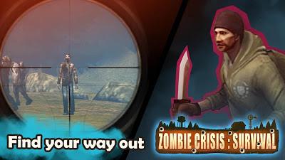 Photo of تحميل لعبة الزومبي والاثارة Zombie Crisis: Survival للاندرويد