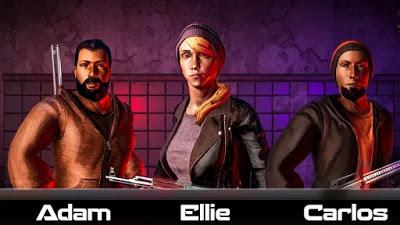 تحميل لعبة الأكشن والرعب Last Day: Zombie Survival للأندرويد كاملة