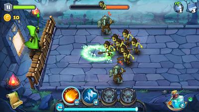 Photo of تحميل لعبة الاكشن الزومبي والدفاع Magic Siege – Defender للاندرويد كاملة