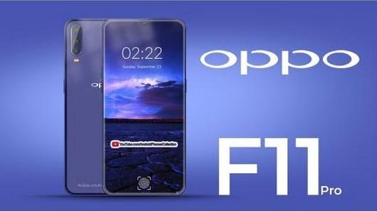 مواصفات هاتف أوبو Oppo F11 Pro المنتظر