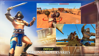 Photo of تحميل لعبة مصارع مصر Gladiator Glory Egypt للاندرويد كاملة
