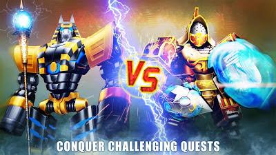 Photo of تحميل لعبة قتال الروبوتات الممتعة Ultimate Robot Fighting للاندرويد