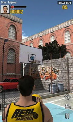 Photo of تحميل لعبة كرة السلة Real Basketball للاندوريد كاملة