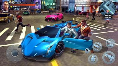 Photo of تحميل لعبة حرامي السيارات Auto Theft Gangsters للاندرويد كاملة