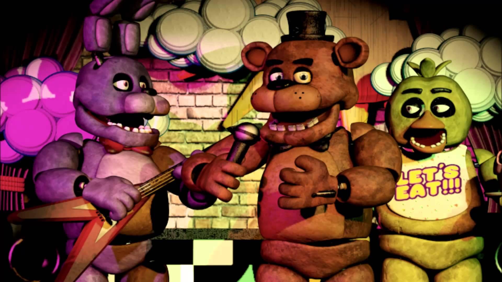 تحميل لعبة الرعب Five Nights at Freddy's للاندرويد كاملة