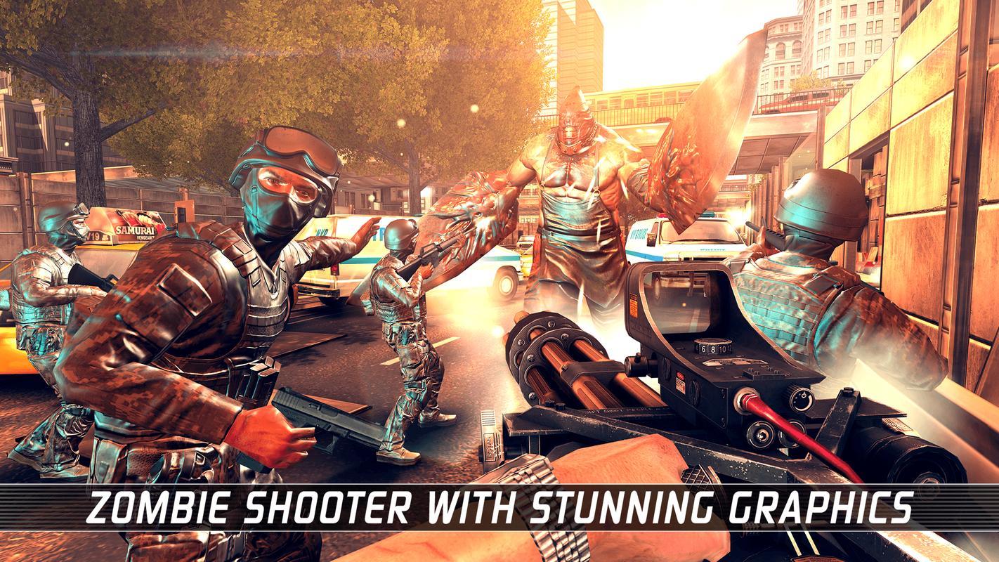 لعبة UNKILLED - Zombie FPS Shooting Game